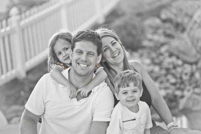 iovox - Mark Ferguson and family