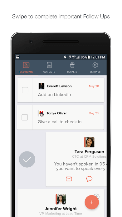 contactually crm app