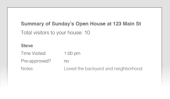 open home pro