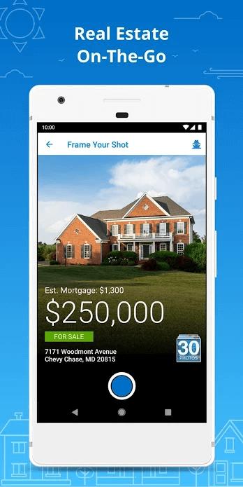 homesnap home listings