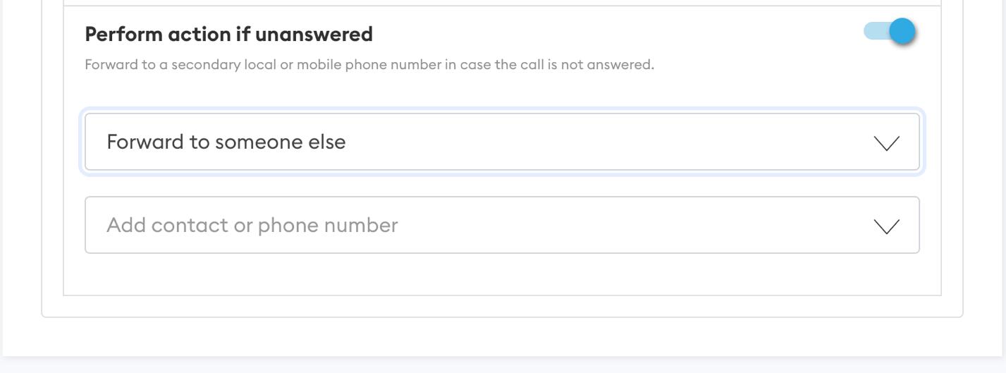iovox call forwarding